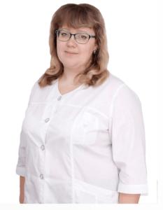 Никиточкина Надежда Юрьевна